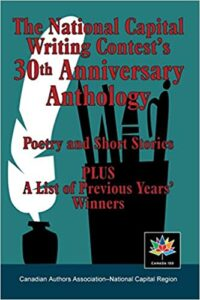 Front cover of the 30th NCWC anthology