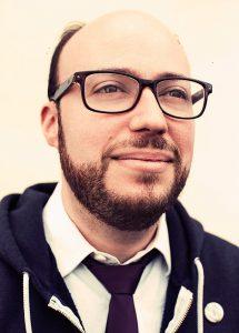Sean Michaels (photo credit: John Londono)