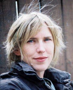 Miriam Toews  (photo credit: Carol Loewen)
