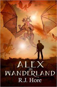 Book Cover: Alex in Wanderland