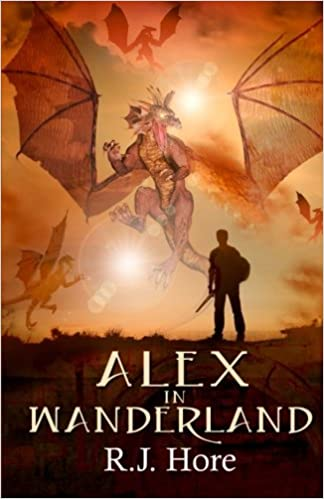 Book Cover: Alex in Wanderland