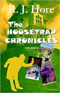 Book Cover: The Housetrap Chronicles - Volume 2