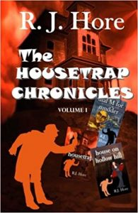 Book Cover: The Housetrap Chronicles - Volume 1