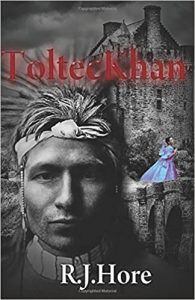 Book Cover: Toltec Khan