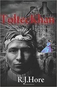 Book Cover: Toltec Khan