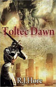 Book Cover: Toltec Dawn