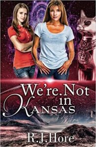 Book Cover: We're Not in Kansas