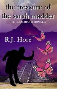 Book Cover: The Treasure of the Sarah Madder (Housetrap Chronicles Book 6)