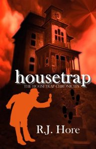 Book Cover: Housetrap (Housetrap Chronicles Book 1)