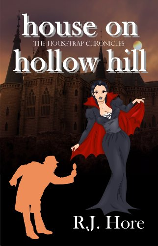 Book Cover: House on Hollow Hill (The Housetrap Chronicles Book 3)