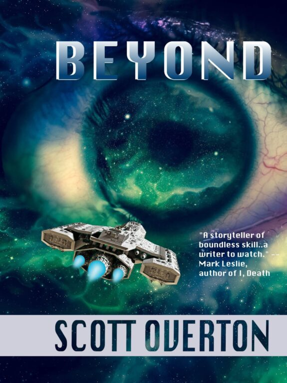 Book Cover: BEYOND: Stories Beyond Time, Technology, and the Stars