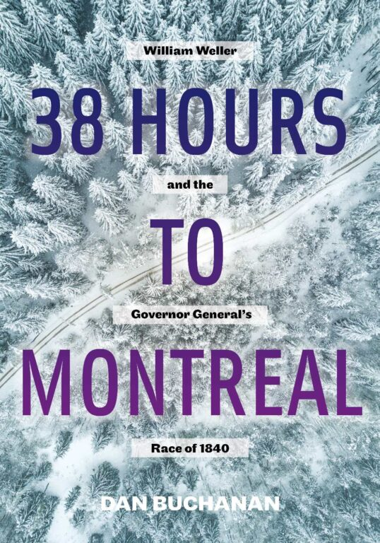 Book Cover: 38 Hours To Montreal