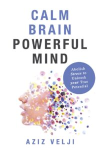 Book Cover: Calm Brain Powerful Mind