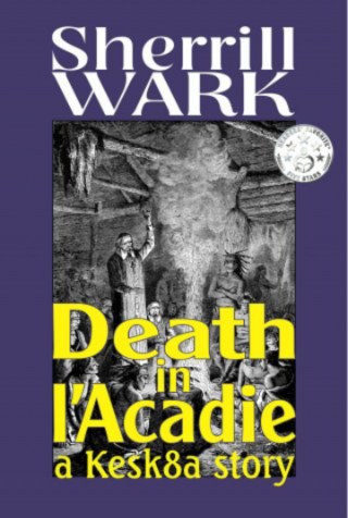 Book Cover: Death in l'Acadie