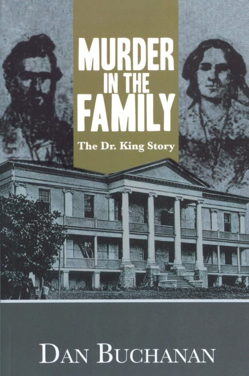 Book Cover: Murder in the Family: The Dr. King Story