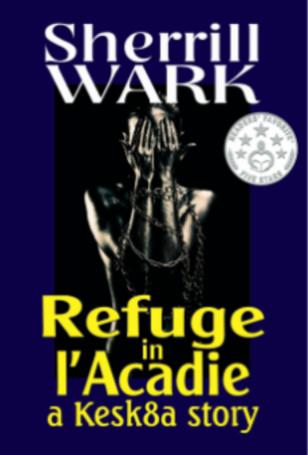 Book Cover: Refuge in l'Acadie