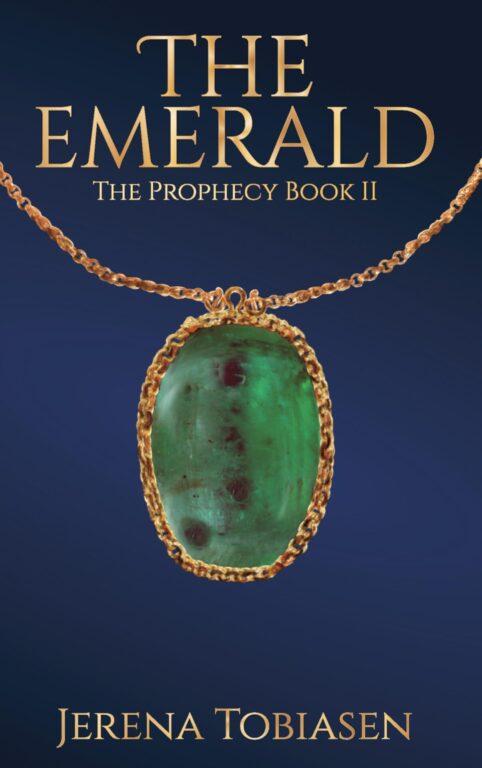 Book Cover: The Emerald