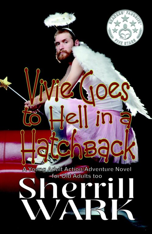 Book Cover: Vivie Goes to Hell in a Hatchback