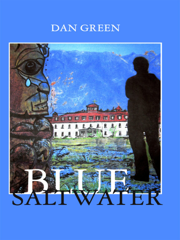 Book Cover: Blue Saltwater