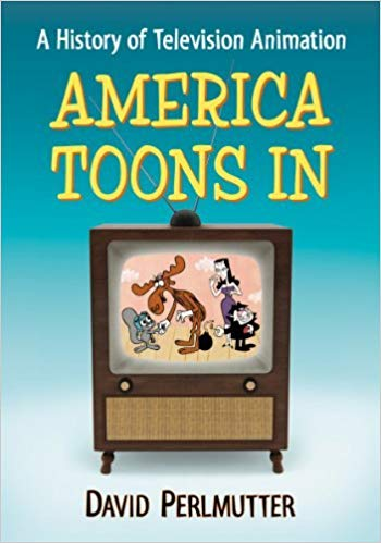 Book Cover: America 'Toons In