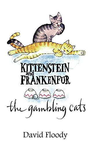 Book Cover: Kittenstein and Frankenfur