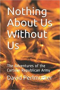 Book Cover: Nothing About Us Without Us