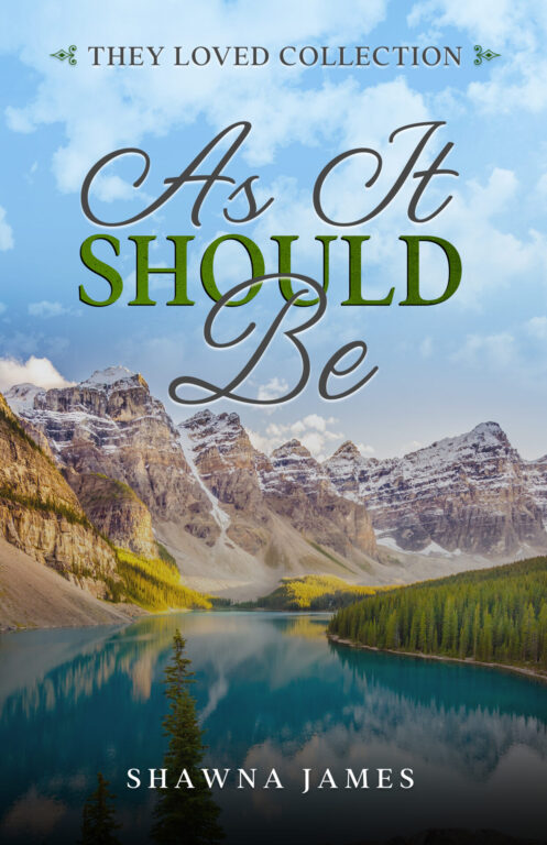 Book Cover: As It Should Be