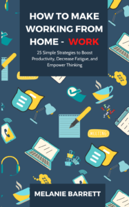 Book Cover: How to Make Working from Home - WORK