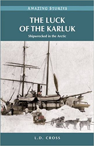 Book Cover: The Luck of the Karluk
