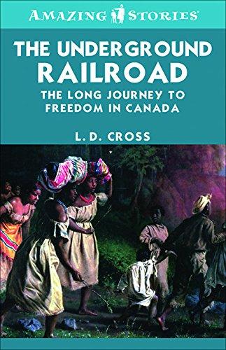 Book Cover: The Underground Railroad