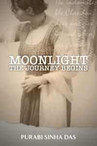 Book Cover: Moonlight - The Journey Begins