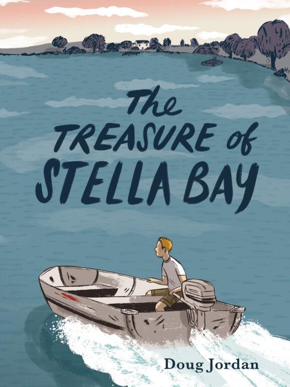 Book Cover: The Treasure of Stella Bay