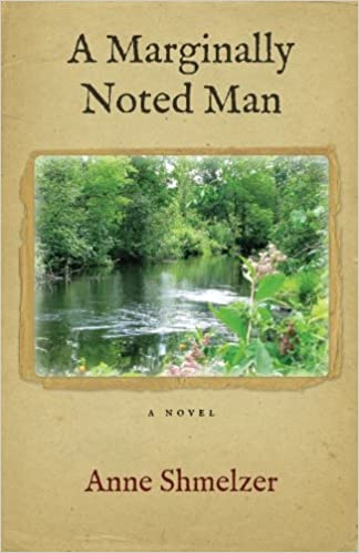 Book Cover: A Marginally Noted Man