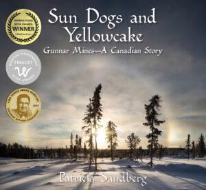 Book Cover: Sun Dogs and Yellowcake