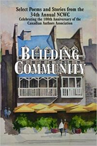 Building Community Anthology Cover