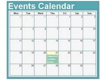 Events Calendar210final